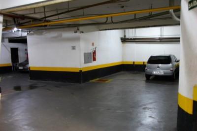 Estacionamento - 155 Hotel - Consolação - São Paulo - SP
