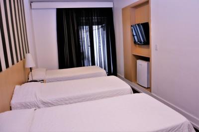 Apartamento Standart - 155 Hotel - Consolação - São Paulo - SP