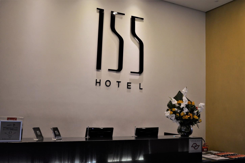 Contato - 155 Hotel - Consolação - SP