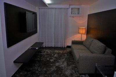 Sala - 155 Hotel - Consolação - São Paulo - SP