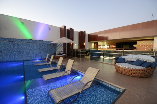 Piscina Oscar Hotel Executive - Porto Velho - Rondônia
