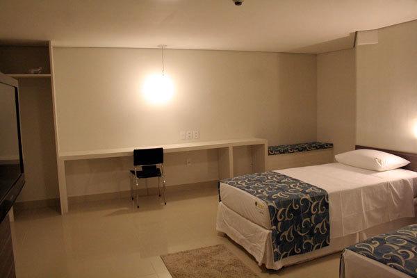 Suíte Executiva - Oscar Hotel Executive - Porto Velho