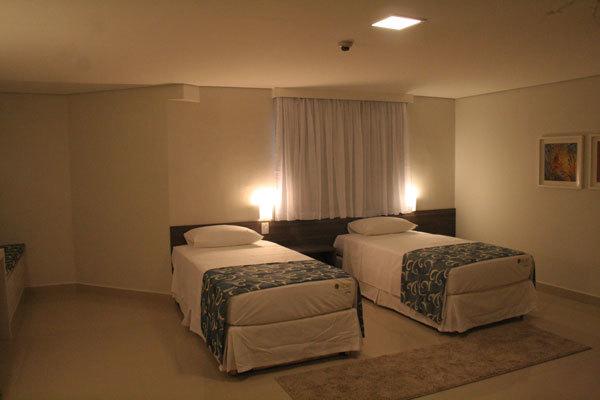 Suíte Executiva - Oscar Hotel Executive - Porto Velho, Rondônia