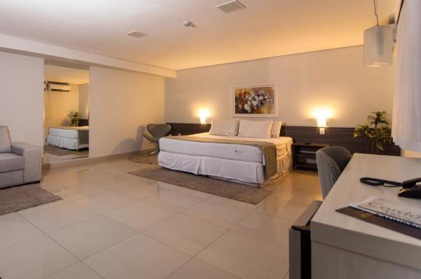 Suíte Superior - Oscar Hotel Executive - Porto Velho, Rondônia