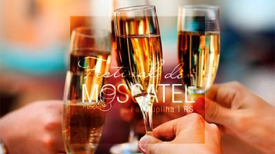 Festival do Moscatel 2017: Desfrute dos melhores espumantes no coração da Serra Gaúcha