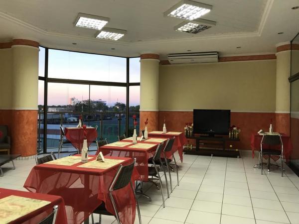 Hotel em Ji-Paraná - Refeitório - Larison Hotéis