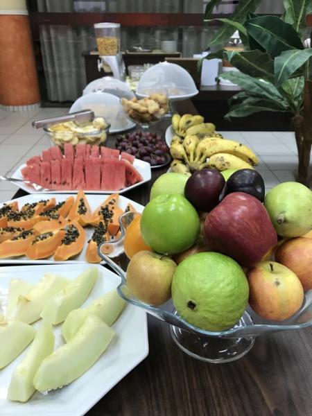 Hotel em Ji-Paraná - Frutas - Larison Hotéis
