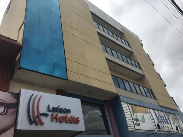 Hotel em Ji-Paraná - Fachada - Larison Hotéis