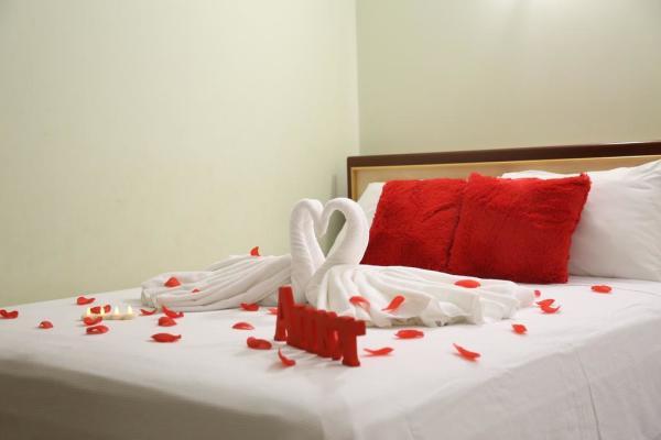 Hotel em Ji-Paraná - Decoração romântica - Larison Hotéis