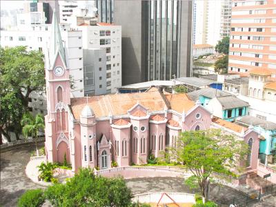 Hotel em São Paulo - Pontos Turísticos - Hotel San Gabriel