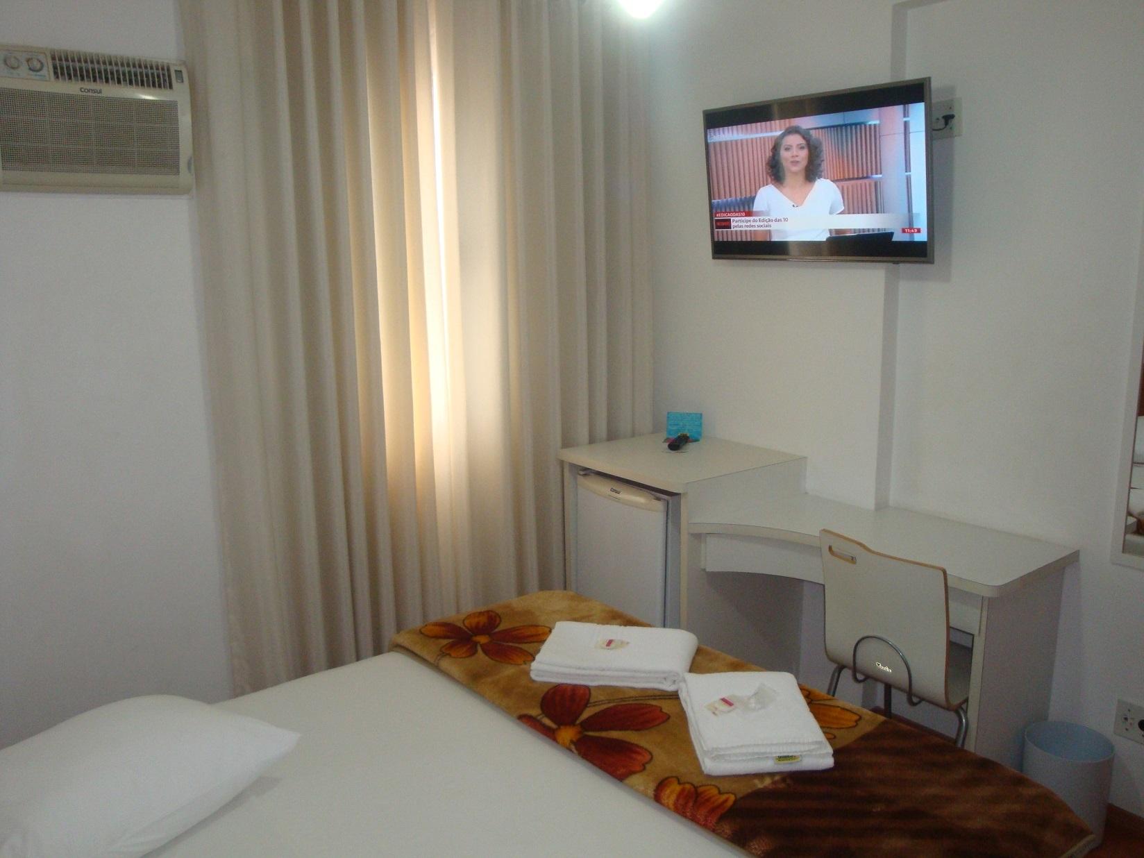 Hotel em São Paulo - Suíte Solteiro - Hotel San Gabriel