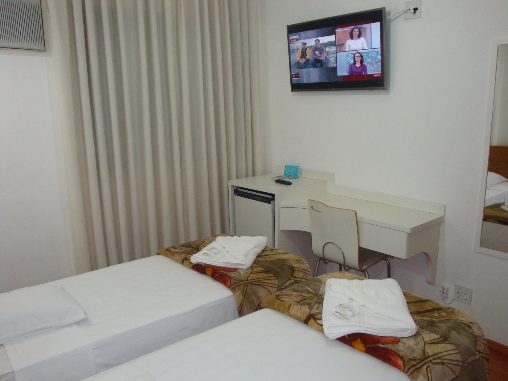Hotel em São Paulo - Suíte Duplo - Hotel San Gabriel