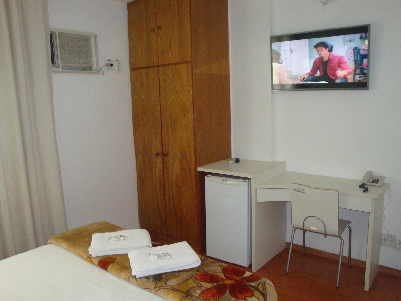 Hotel em São Paulo - Suíte Casal - Hotel San Gabriel