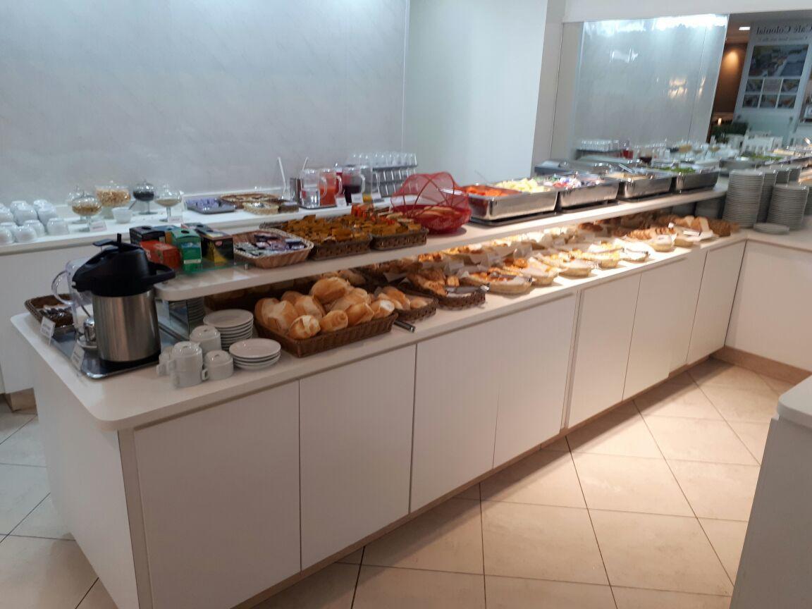 Hotel em São Paulo - Café da manhã - Hotel San Gabriel