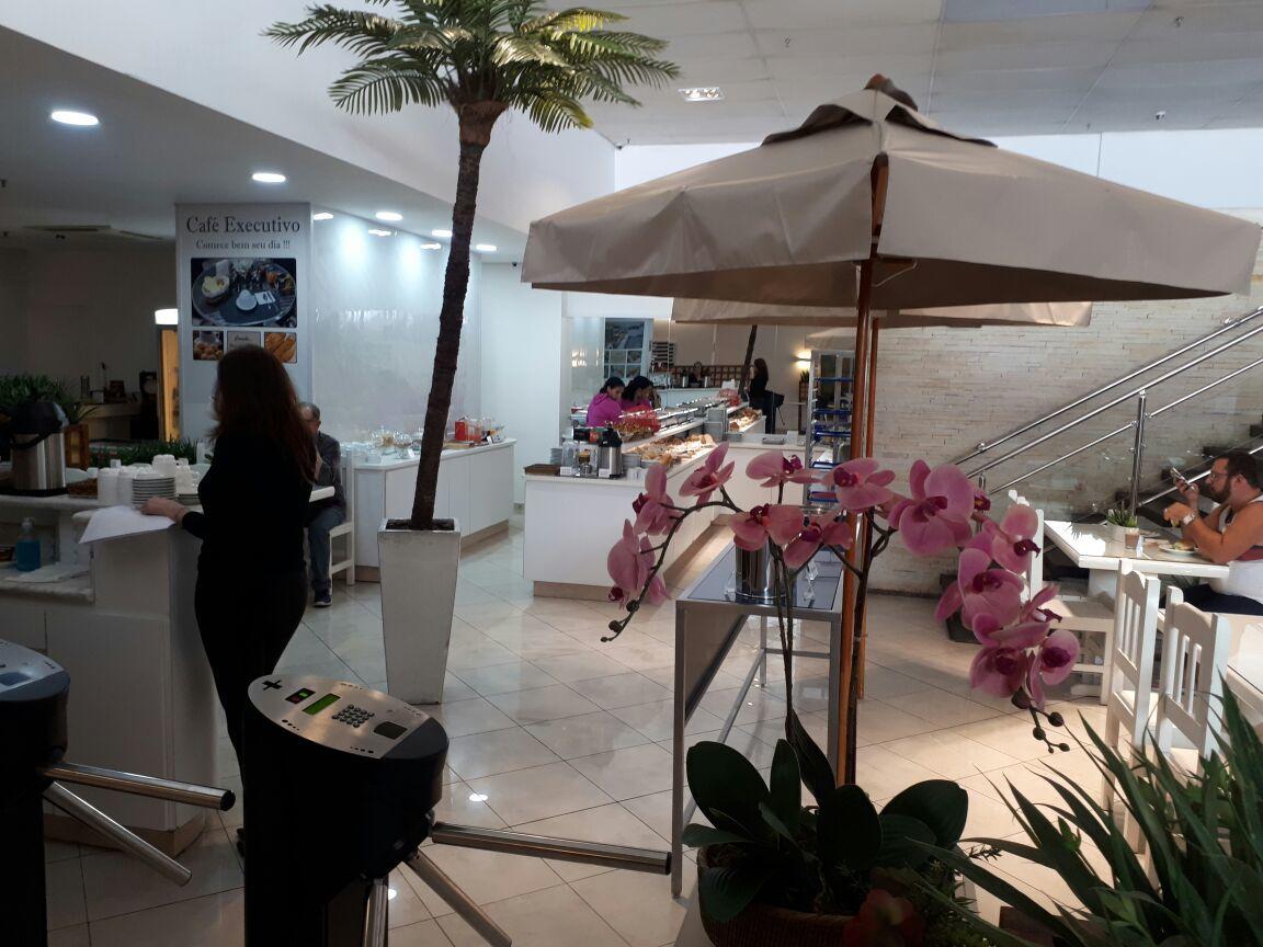 Hotel em São Paulo - Hall - Hotel San Gabriel