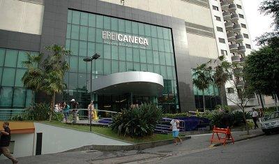 Hotel em São Paulo - Shopping Frei Caneca - Hotel San Gabriel