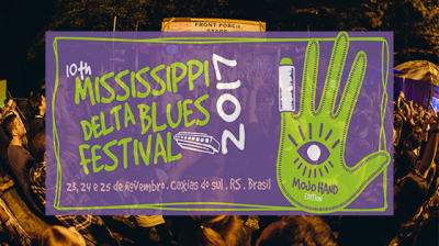 Mississippi Delta Blues Festival 2017