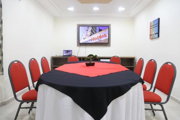 Hotel em Porto Velho - Sala de reuniões - Larison Hotéis