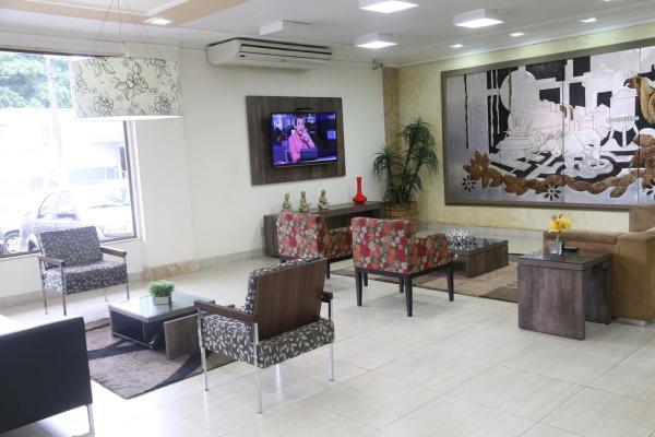 Hotel em Porto Velho - Recepção - Larison Hotéis