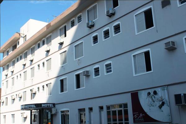 Hotel em São José/SC - Fachada - Hotel Mos