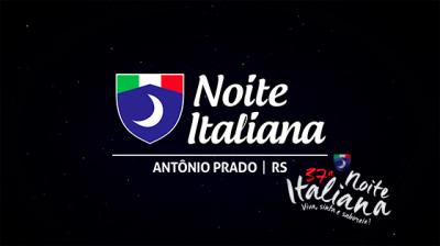 37ª Noite Italiana 2017