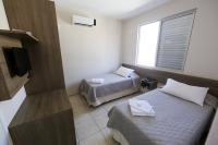 Hotel em São José/SC - Acomodações - Hotel Mos