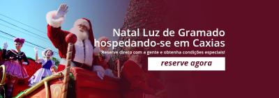 Natal Luz em Gramado - City Hotel em Caxias do Sul