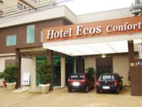 Fachada - Ecos Hotel Comfort - Porto Velho - RO