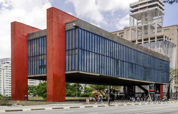 MASP - Capcana Hotel ao lado da Avenida Paulista em São Paulo - SP