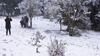 Neve - Urubici - Serra Bela Hospedaria Rural