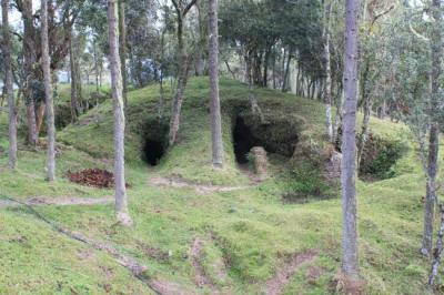 Caverna Rio dos Bugres - Urubici - Serra Bela Hospedaria Rural