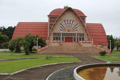 Igreja Matriz - Urubici - Serra Bela Hospedaria Rural