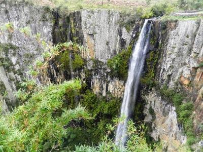 Cachoeira do Avencal - Urubici - Serra Bela Hospedaria Rural