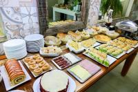 Café da manhã - Ecos Hotel Comfort - Porto Velho - RO