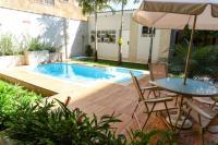 Piscina - Ecos Hotel Comfort - Porto Velho - RO