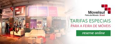 Hotel em Farroupilha - Adoro Hotel - Movelsul - Feira de Móveis