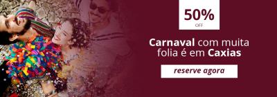Hotel em Caxias do Sul - RS - City Hotel - Movelsul - Carnaval