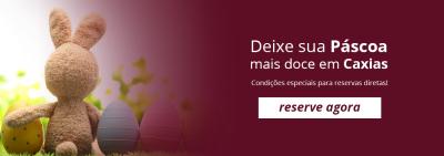 Hotel em Caxias do Sul - RS - City Hotel - Páscoa