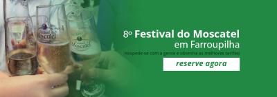Hotel em Farroupilha - Adoro Hotel - Festival de Moscatel