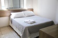 Quarto Individual - Hotel MOS - São José - SC