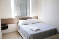 Quarto Duplo - Hotel MOS - São José - SC