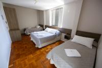 Quarto Triplo - Hotel MOS - São José - SC