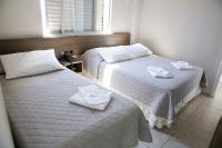 Quarto Standard - Hotel MOS - São José - SC