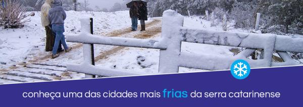 Serra Bela - Pousada em Urubici - Inverno em Urubici