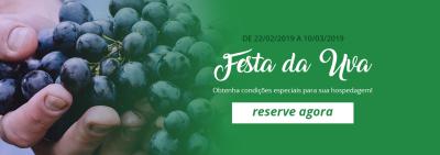 Hotel em Farroupilha - Adoro Hotel - Festa da Uva