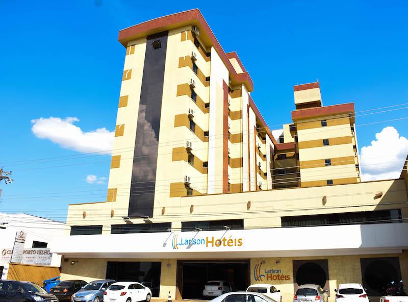 hotel em porto velho - larison hotéis