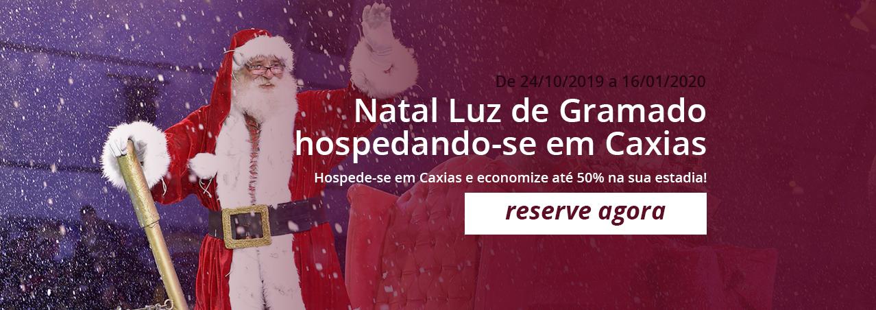 Natal Luz Gramado - Caxias do Sul - RS - Hotel em Caxias do Sul