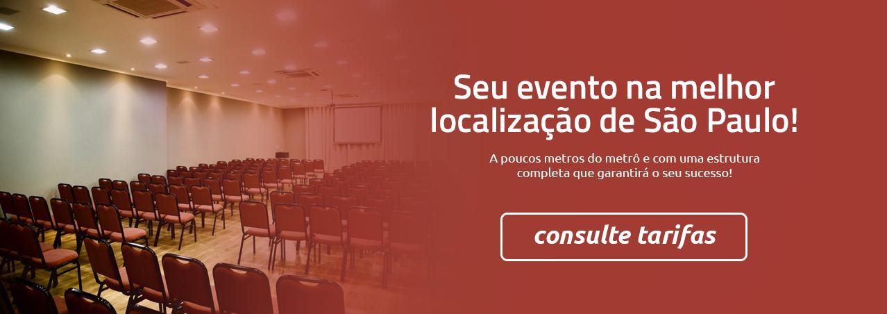 Evento - Capcana Hotel em São Paulo na Avenida Paulista