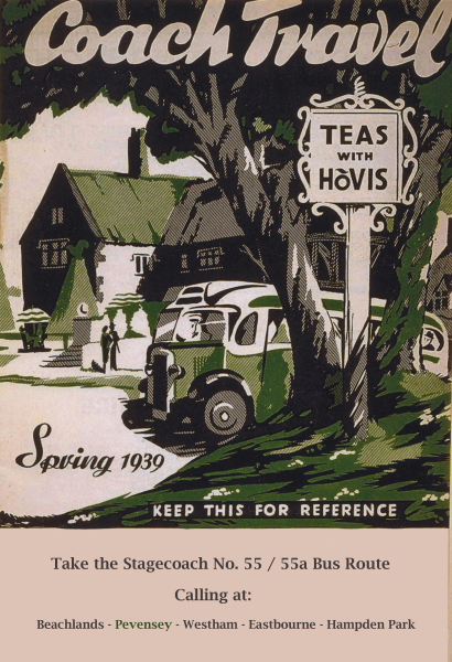 old coach advertisement