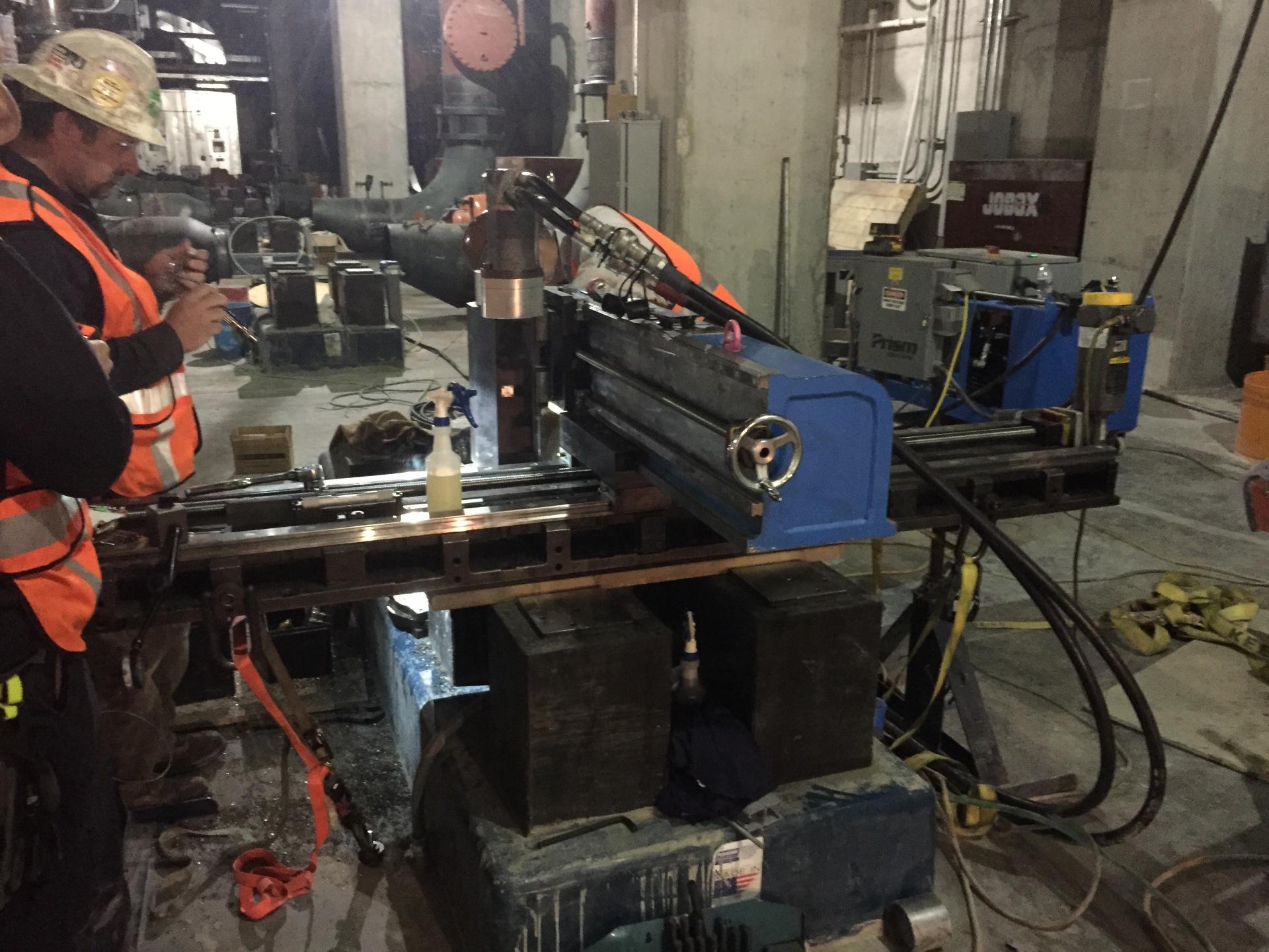 Climax Gantry Mill